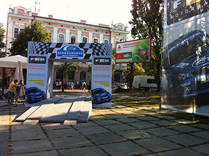 Aleksandrov rally 2012 года 6-7 июня